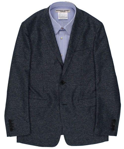 【人気急上昇】 【セール】RUSSELL HAMNETT JACKET/ ラッセルジャケット(テーラードジャケット)|KATHARINE ハムネット HAMNETT/ LONDON (キャサリンハムネットロンドン)のファッション通販, JACARANDA:158b8496 --- skoda-tmn.ru