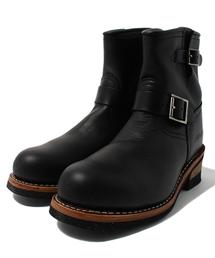 AVIREX(アヴィレックス)のavirex/アヴィレックス/HORNET/ホーネット エンジニアブーツ/ 「FUDGE5月号掲載商品 ブラックカラー着用」(ブーツ)