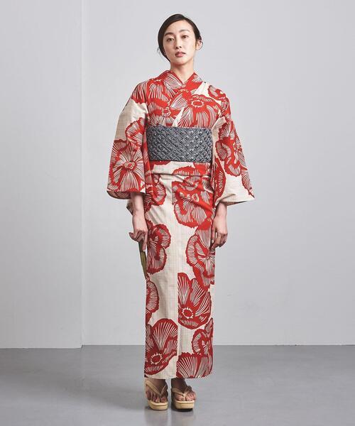 <KAGUWA(かぐわ)>芙蓉 浴衣