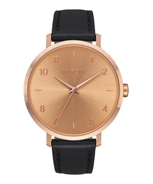 【NIXON/ニクソン】Arrow Leather 時計 アナログ 電池式