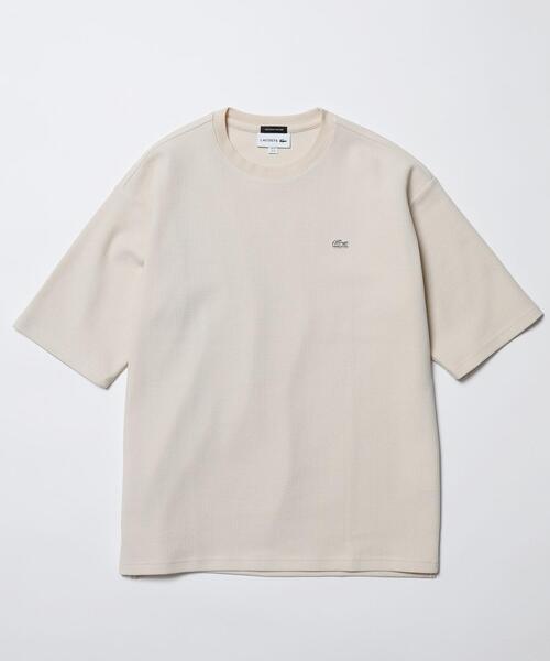 【別注】 <LACOSTE(ラコステ)> 1TONE TEE/Tシャツ