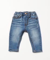 Ocean&Ground(オーシャン&グラウンド)のDENIM TAPARDE PANTS (80〜140cm)(パンツ)