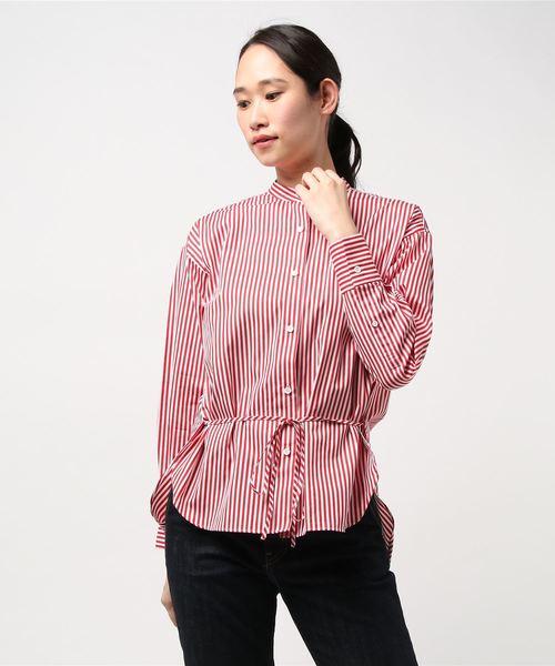 【美品】 【Oggi4g月号掲載】トーマスメイソン3WAYシャツ・(シャツ/ブラウス)|allureville(アルアバイル)のファッション通販, 6DEGREES-ONLINE:2726bb4a --- 5613dcaibao.eu.org