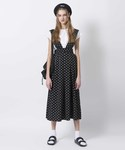 MILKFED. | POLKA DOT DRESS(ドレス)