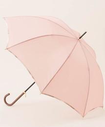BLUE LABEL CRESTBRIDGE(ブルーレーベルクレストブリッジ)のパーシャルチェック長傘(長傘)