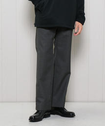 <H>HIGH WAIST PIPEDSTM PANTS/パンツ ◆