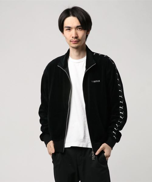 competitive price 9fcf8 3d1bb PUMA プーマ PUMA X THE KOOPLES トラックトップベロア