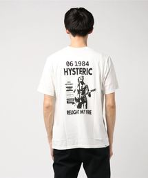 RELIGHT MY FIRE pt ポケ付Tシャツ
