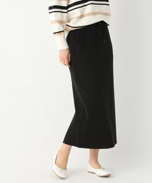 GLOBAL WORK(グローバルワーク)のミリタリーリブタイトスカート/823245(スカート)