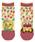 ANPANMAN KIDS COLLECTION(アンパンマンキッズコレクション)の「【アンパンマン】滑り止め加工 日本製さくらんぼ柄ソックス(ソックス/靴下)」 イエロー