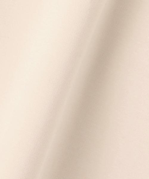 handvaerk(ハンドバーク)の「【handvaerk】ボトルネック 長袖スウェット WOMEN(スウェット)」 詳細画像