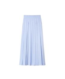 LE CIEL BLEU(ルシェルブルー)のBox Pleated Skirt(スカート)