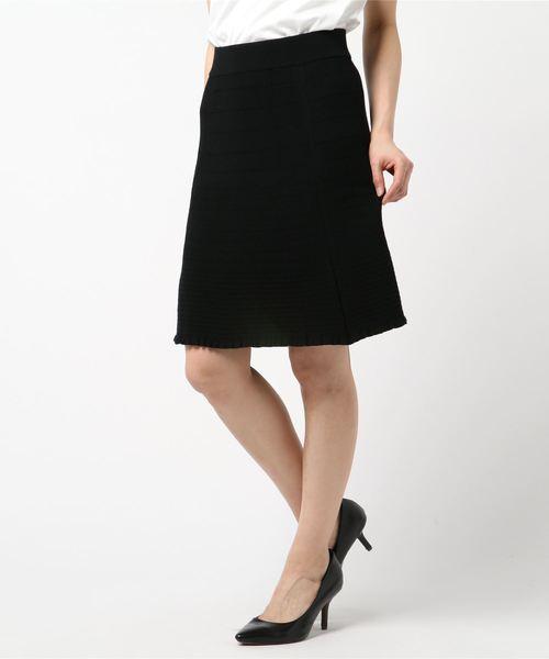 【メール便無料】 【セール】Stretch Midi Lacehole Lacehole Knit Midi Skirt(スカート) Knit|KENZO(ケンゾー)のファッション通販, MEL ANGE -メルアンジュ-:5e743485 --- kredo24.ru