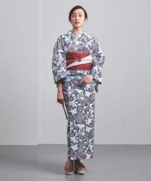 <KAGUWA(かぐわ)>更紗 浴衣