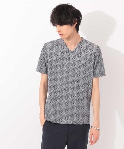 パイルTシャツ【ナノファイン】