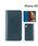 Hamee(ハミィ)の「iPhone XR 手帳型ケース 栃木レザー ダイアリーケース(モバイルケース/カバー)」 ネイビー