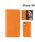 Hamee(ハミィ)の「iPhone XR 手帳型ケース 栃木レザー ダイアリーケース(モバイルケース/カバー)」 キャメル