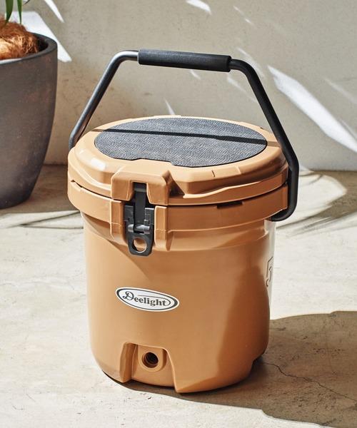 Deelight Ice Bucket 5.0gallon(ディーライト アイスバケット)(タン)