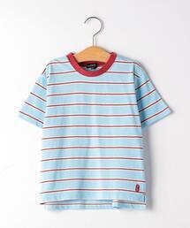 【キッズ】ボーダーリンガーTシャツ