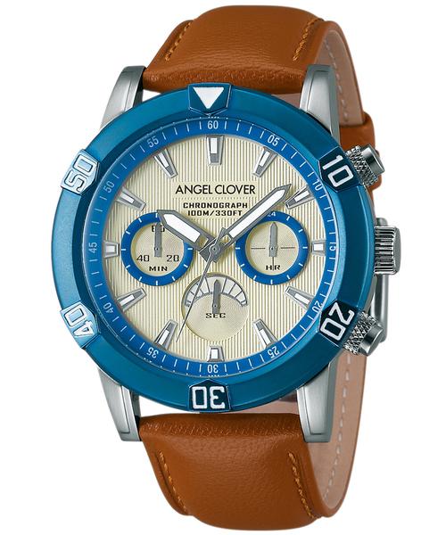 人気新品 【セール】Angel Clover BRIO CHRONOGRAPH メンズ エンジェルクローバー Clover ブリオ クロノグラフ メンズ CHRONOGRAPH 腕時計 ウォッチ 時計(腕時計)|ANGELCLOVER(エンジェルクローバー)のファッション通販, 【SALE】:fdb461fe --- kredo24.ru