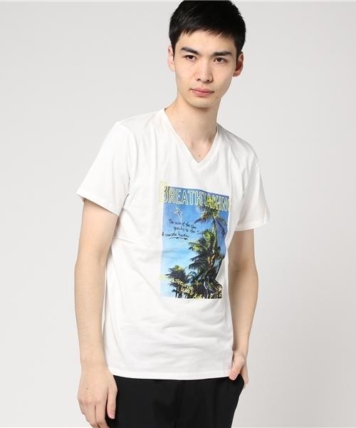 GIZAプリントTシャツ