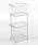 GEORGE'S(ジョージズ)の「tower ランドリーワゴン+バスケット(家具)」|詳細画像