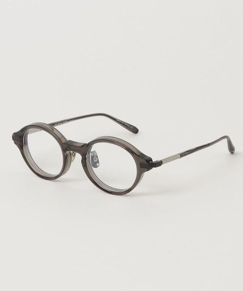 THE WHITE SCREEN 眼鏡 Scope スコープ ダークグレー