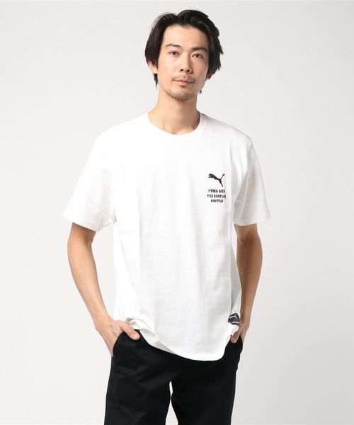 newest 600bd ae15e PUMA プーマ PUMA X THE KOOPLES TEE