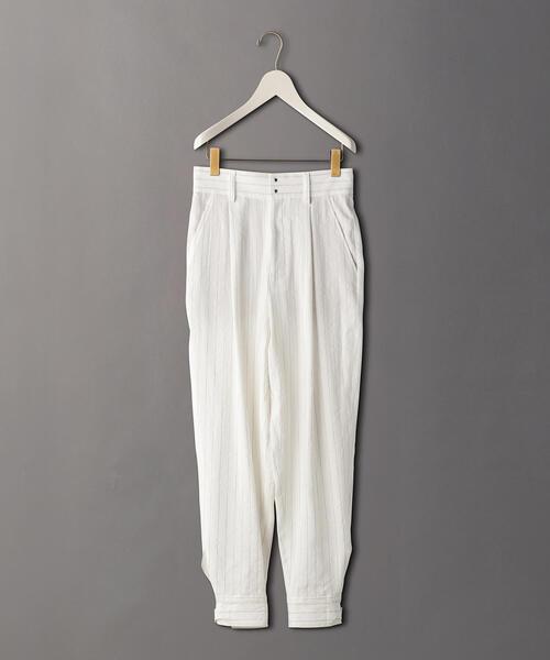 <6(ROKU)>STRIPE PANTS/パンツ ◆