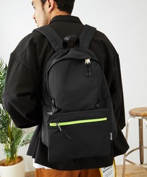 MBMN(More Balance,Most Necessary) -DAILY DAYPACK デイリーデイパック-ブラック×イエロー