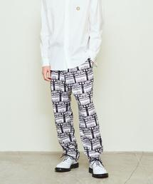 Wasted Youth × POGGYTHEMAN for UNITED ARROWS & SONS PRINT TROUSERS■■■