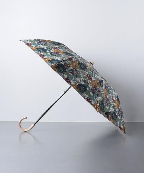 <BLUELANE(ブルーレーン)>プリント 晴雨兼用 折りたたみ傘 ▲