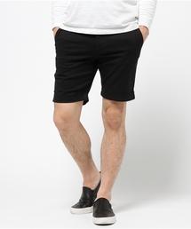 YELLOW RUBY(イエロールビー)のStretch short pants(チノパンツ)