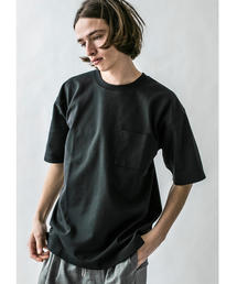 <monkey time> TC/PONTI 1POCKET 5SLEEVE CN/Tシャツ