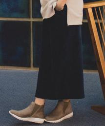 studio CLIP(スタディオクリップ)のカラーコーデュロイタイトスカート(スカート)