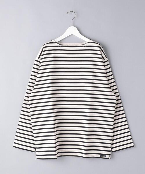<UNITED ARROWS> Le minor バスクシャツ