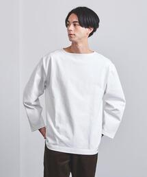 <UNITED ARROWS> Le minor バスクシャツ†