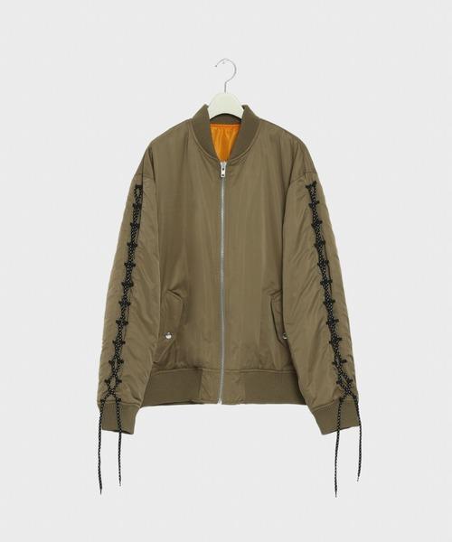 ★大人気商品★ Reflector Laced ボンバージャケット(MA-1)(MA-1) Laced LEGENDA(レジェンダ)のファッション通販, トランスタイル:eff8591a --- blog.buypower.ng