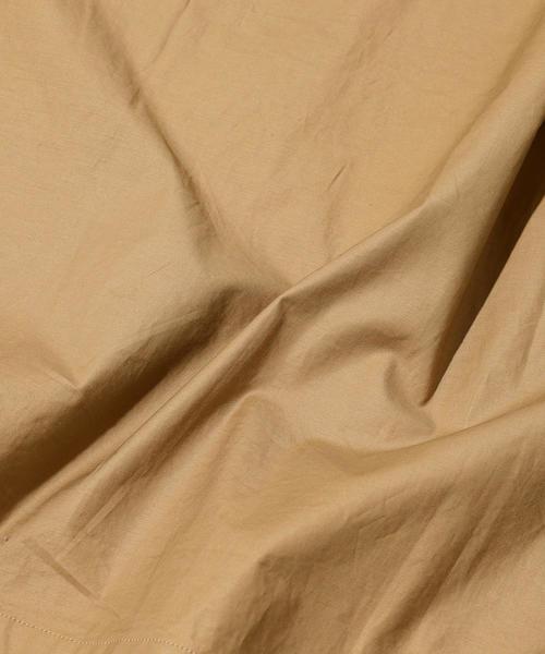 ストレッチミリタリーシャツ