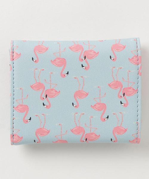 サマープリントミニ財布