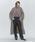 6(ROKU) BEAUTY&YOUTH UNITED ARROWS(ロクビューティアンドユースユナイテッドアローズ)の「<6(ROKU)>NEW SATIN PANTS/パンツ(パンツ)」|ブラック