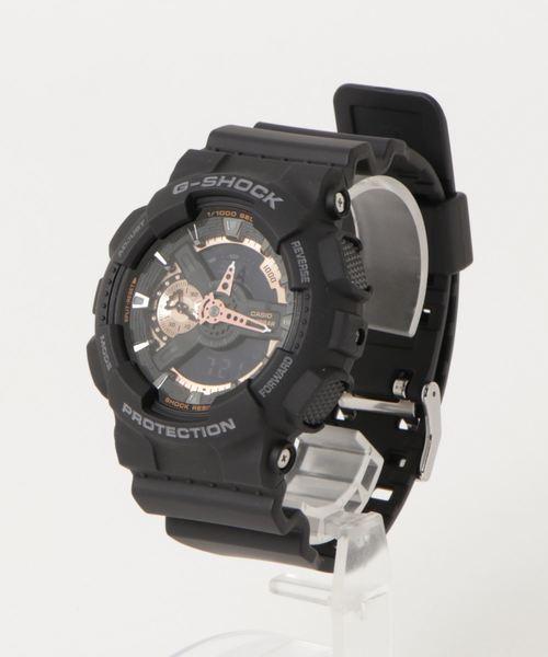 最終決算 【WEB限定】G-SHOCK/GA-110RG-1AJF(腕時計) G-SHOCK(ジーショック)のファッション通販, 三崎町:d5d4ba0c --- genealogie-pflueger.de