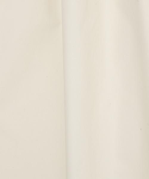 ESTNATION(エストネーション)の「COLUMN / コットンタックワイドパンツ(その他パンツ)」|詳細画像