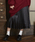Louches(ルーシュ)の「シャイニープリーツロングスカート(スカート)」|詳細画像