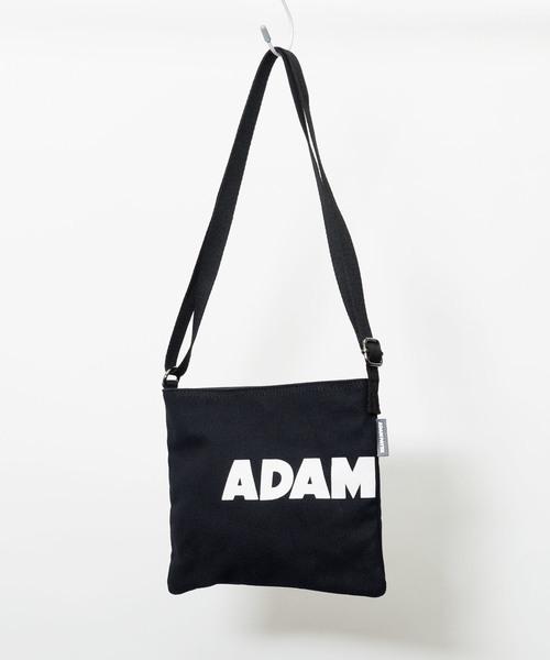 ADAM PATEK/アダムパテック/WILKES LOGO MUSE BAG(AMPK-B046)