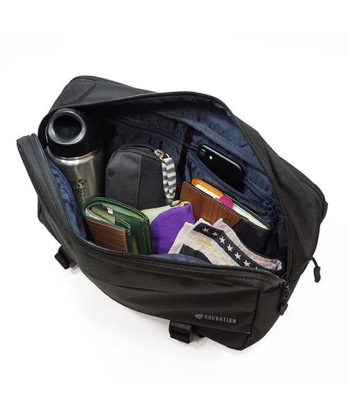 NAUGHTIAM(ノーティアム)MELANGE SLING BAG メランジシリーズ スリングバッグ