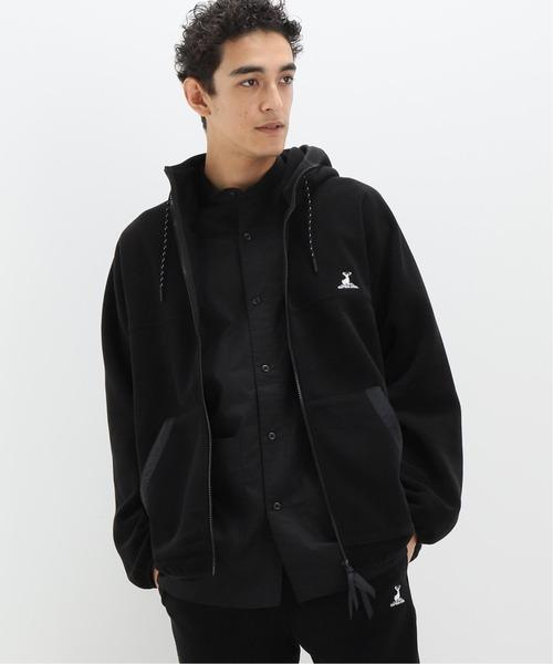 【captainstag/キャプテンスタッグ】 ex fleece hoodie