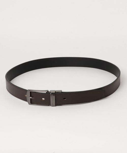 【送料関税無料】 リバーシブルベルト(ベルト)/ BLACK LABEL/ CRESTBRIDGE(ブラックレーベル LABEL・クレストブリッジ)のファッション通販, ヨナグニチョウ:53b4950f --- kredo24.ru