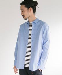URBAN RESEARCH(アーバンリサーチ)のマスターシードコットン レギュラーシャツ(シャツ/ブラウス)