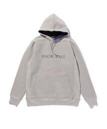 <Know Wave> 2TONE HOODIE/パーカー